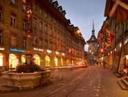 Старинные улочки в Берне