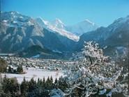 Зимние пейзажи Интерлакена