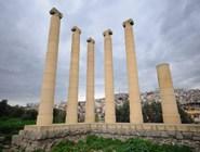 Коринфские колонны агоры