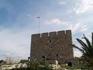 Пиратская крепость