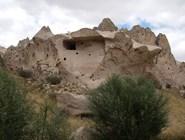 Скалы в окрестностях Невшехира
