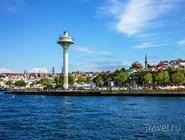 Прибрежная часть Стамбула