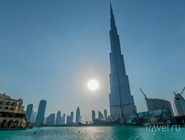 Здание Burj Khalifa