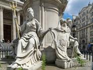 Статуи Собора Св.Павла