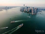Нью-Йорк, гавань