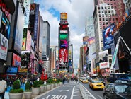 Times Square - один из символов города