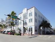 1060 Ocean Drive - здание в районе Арт-Деко