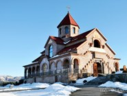 Армянская апостольская церковь в Кисловодске