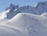Зимние пейзажи Санкт-Антона