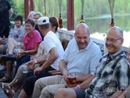 Довольные гости фестиваля