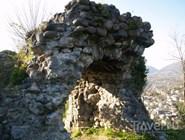 Замок Баграта в Сухуми