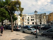 Улица в старой части Бари