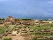 Руины античного Кротона