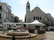 Площадь Piazza del Carmine
