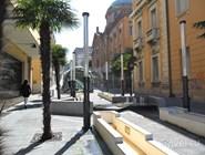 Беговая дорожка через via Giudecca