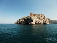 Крепость Punta Campanella