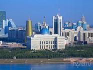 Ак-Орда, резиденция Президента Республики Казахстан