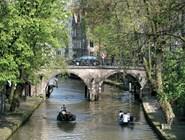 Каналы Утрехта