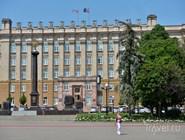 Здание администрации Белгородской области