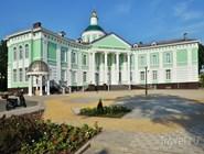 Новое здание белгородской митрополии