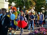 Фестиваль уличных искусств в Белгороде