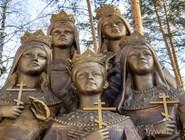 Памятник детям Николая II в Ганиной яме