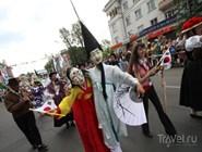 Карнавал в День города
