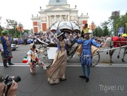 День города в Иркутске