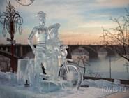 Фестиваль ледовых скульптур