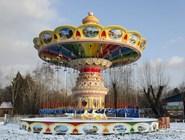 Карусель в красноярском парке