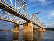 Железнодорожный мост начала XX века