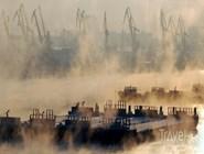 Красноярский порт