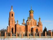 Церковь в Минеральных Водах