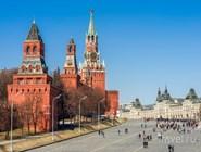 Красная площадь и ГУМ в Москве