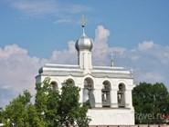 Колокольня в Кремле