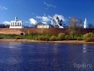 Новгородский кремль, Софийский собор, Софийская звонница