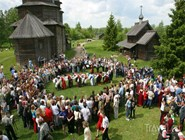 Музей народного деревянного творчества «Витославлицы» (фестиваль «Садко»)