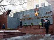 Монумент в Новороссийске