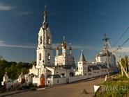 Монастырь в Перми
