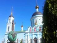 Курортный поселок Солотча