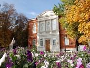Главное здание радищевского музея