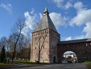Никольская башня и Никольские ворота