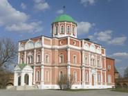 Епифаньевская церковь в тульском кремле