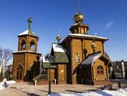 Владимирский храм в Туле