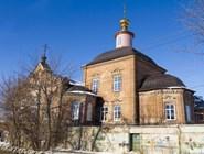 Свято-Ильинский храм в Туле