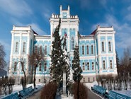Здание Сельхозакадемии Тюмени, конец XIX века