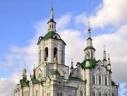 Спасская церковь Тюмени