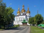 Троицкий собор на территории одноименного монастыря