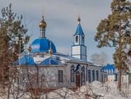 Успенско-Никольский храм конца XIX века (Ялуторовск)