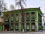 Дом Бровцына, начало XX века